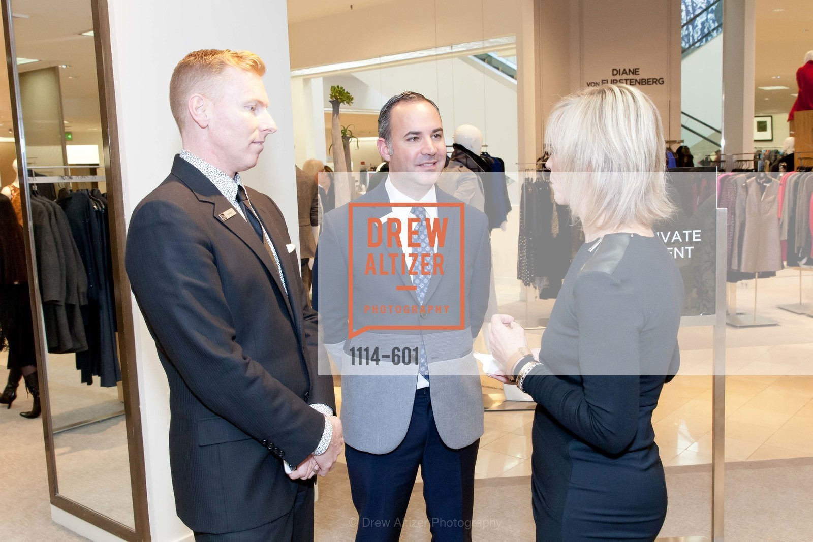 Randy Moore, Avril Graham, Robert Arnold-Kraft, SAKS FIFTH AVENUE and HARPER'S BAZAAR Host the San Francisco Yacht Club, US, October 9th, 2014,Drew Altizer, Drew Altizer Photography, full-service event agency, private events, San Francisco photographer, photographer California