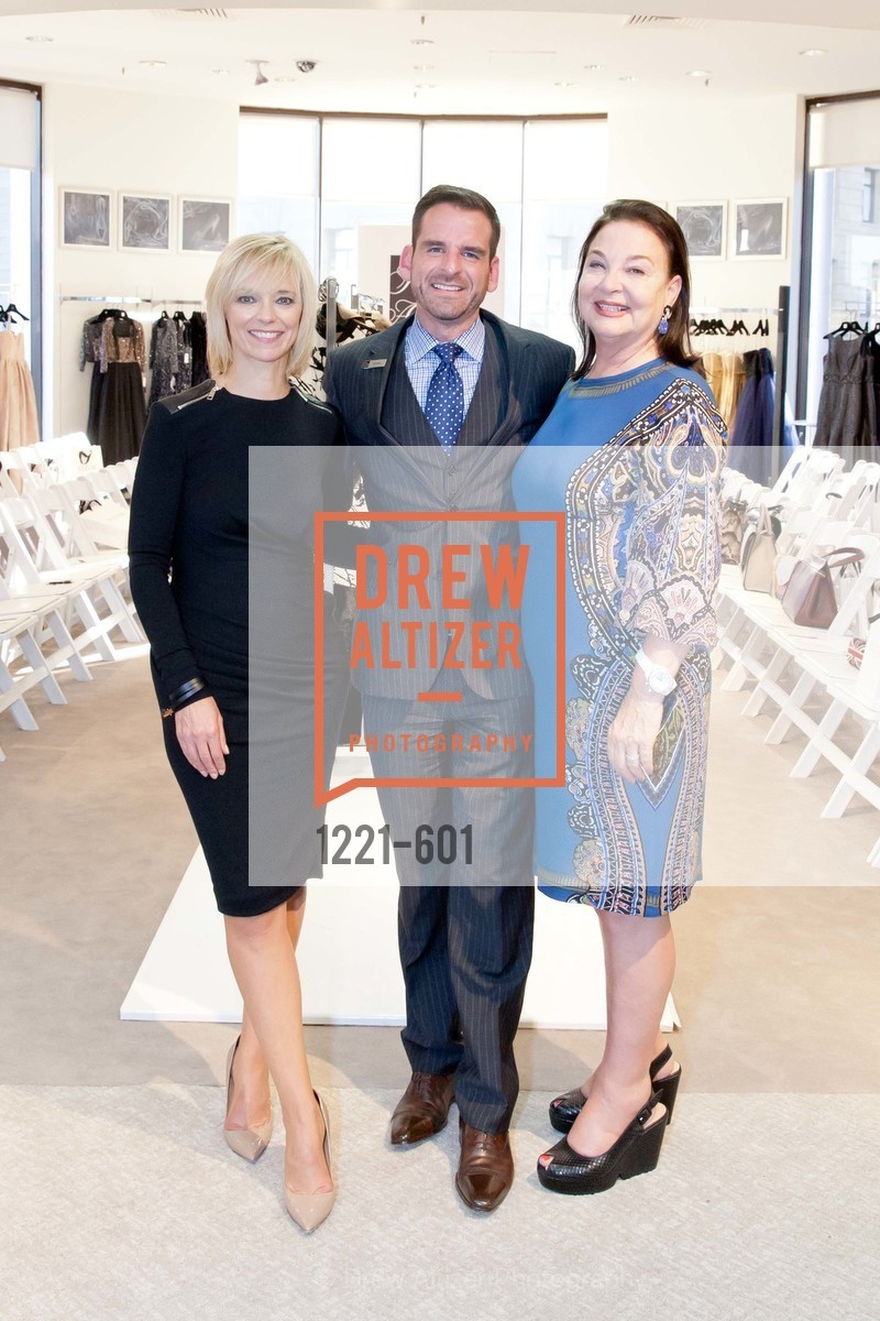 Avril Graham, Ryan Williams, Elizabeth Merrill, SAKS FIFTH AVENUE and HARPER'S BAZAAR Host the San Francisco Yacht Club, US, October 9th, 2014,Drew Altizer, Drew Altizer Photography, full-service event agency, private events, San Francisco photographer, photographer California