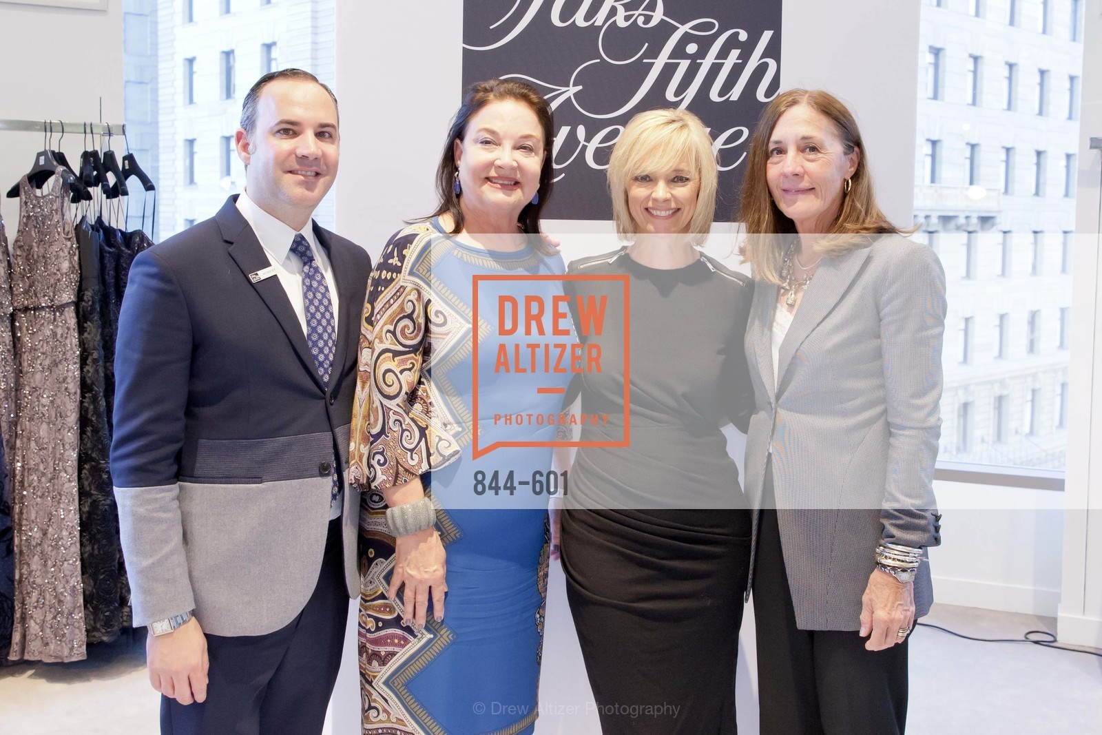 Robert Arnold-Kraft, Elizabeth Merrill, Avril Graham, SAKS FIFTH AVENUE and HARPER'S BAZAAR Host the San Francisco Yacht Club, US, October 8th, 2014,Drew Altizer, Drew Altizer Photography, full-service agency, private events, San Francisco photographer, photographer california