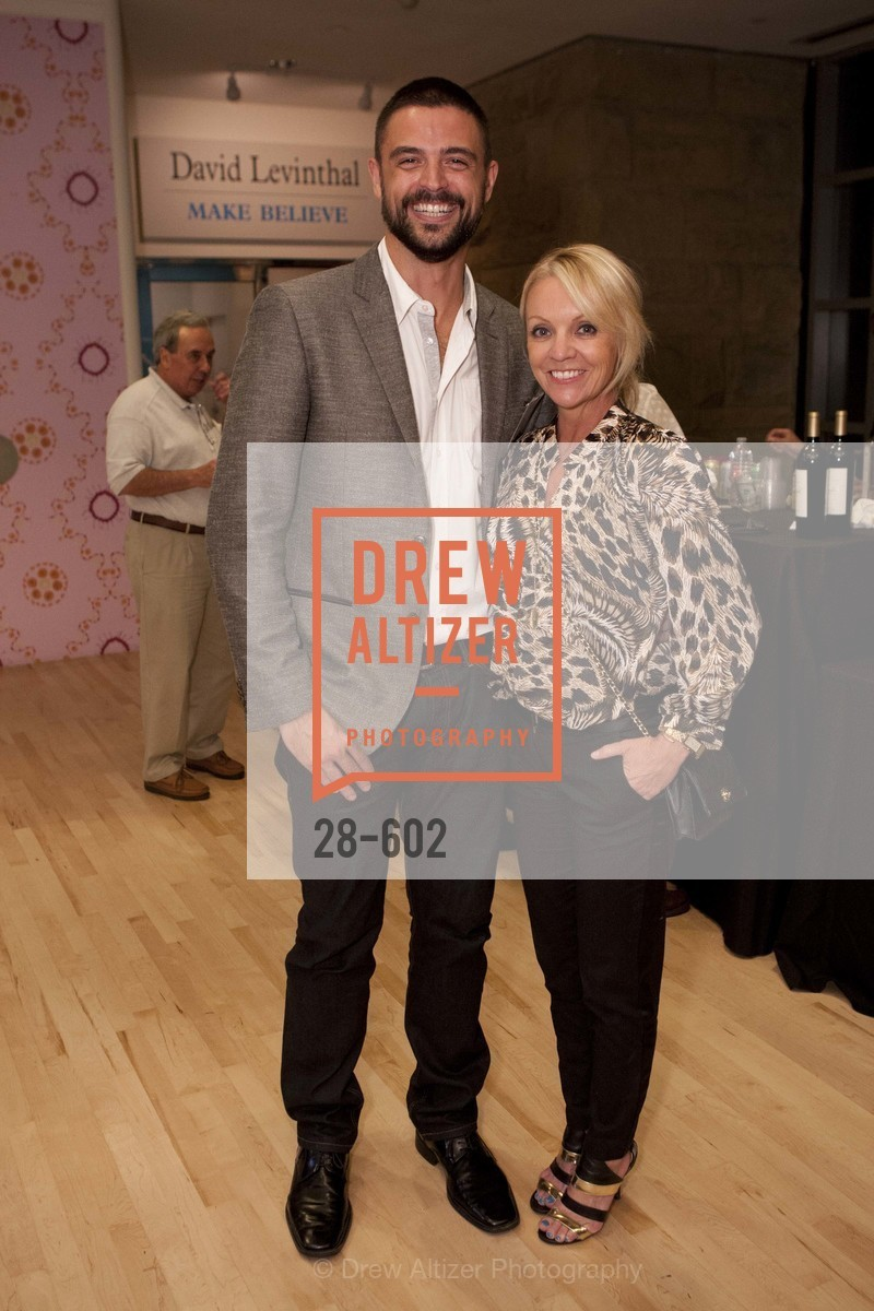 John Gidding, Angie Silvy, SAN JOSE MUSEUM OF ART Fall Reception Opening, US, October 9th, 2014,Drew Altizer, Drew Altizer Photography, full-service agency, private events, San Francisco photographer, photographer california