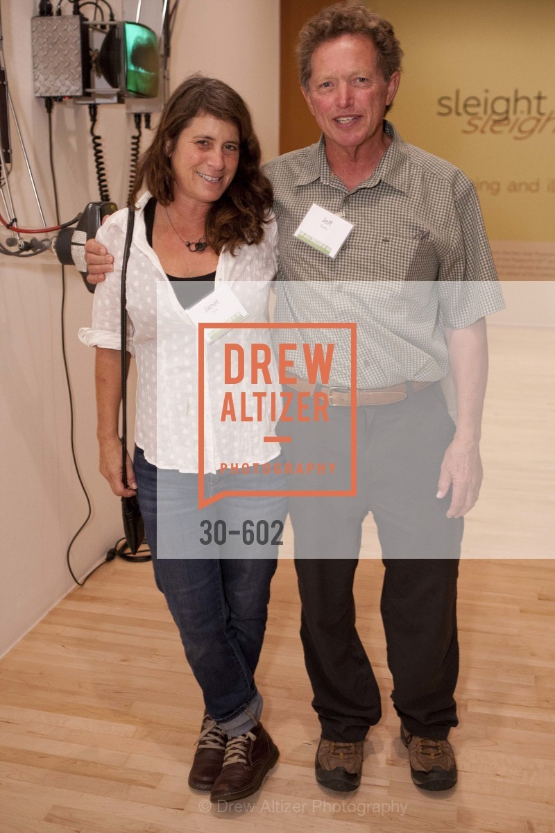 Janet Fine, Jeff Curtis, SAN JOSE MUSEUM OF ART Fall Reception Opening, US, October 8th, 2014,Drew Altizer, Drew Altizer Photography, full-service agency, private events, San Francisco photographer, photographer california