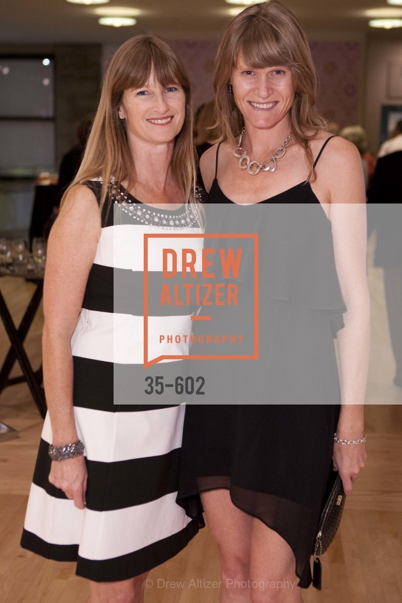 Jennifer Roseborough, Janette Karthaus, SAN JOSE MUSEUM OF ART Fall Reception Opening, US, October 9th, 2014,Drew Altizer, Drew Altizer Photography, full-service agency, private events, San Francisco photographer, photographer california