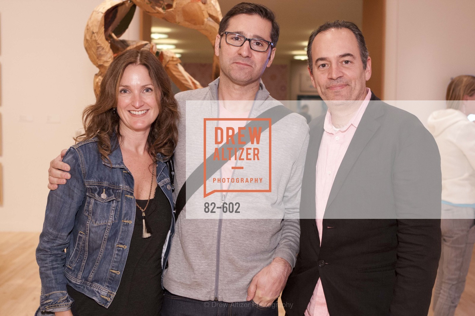 Tyler Stone, Marc Weidenbaum, Paolo Salvagione, SAN JOSE MUSEUM OF ART Fall Reception Opening, US, October 8th, 2014,Drew Altizer, Drew Altizer Photography, full-service agency, private events, San Francisco photographer, photographer california