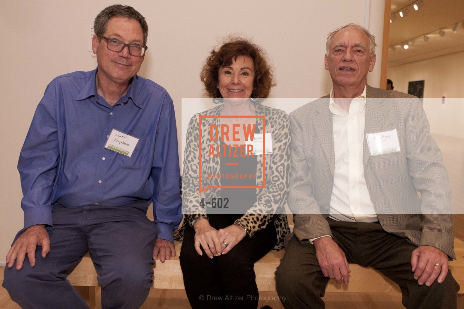 Scott Hopkins, Beth Yarnelle Edwards, Jeff Rothman, SAN JOSE MUSEUM OF ART Fall Reception Opening, US, October 9th, 2014,Drew Altizer, Drew Altizer Photography, full-service agency, private events, San Francisco photographer, photographer california