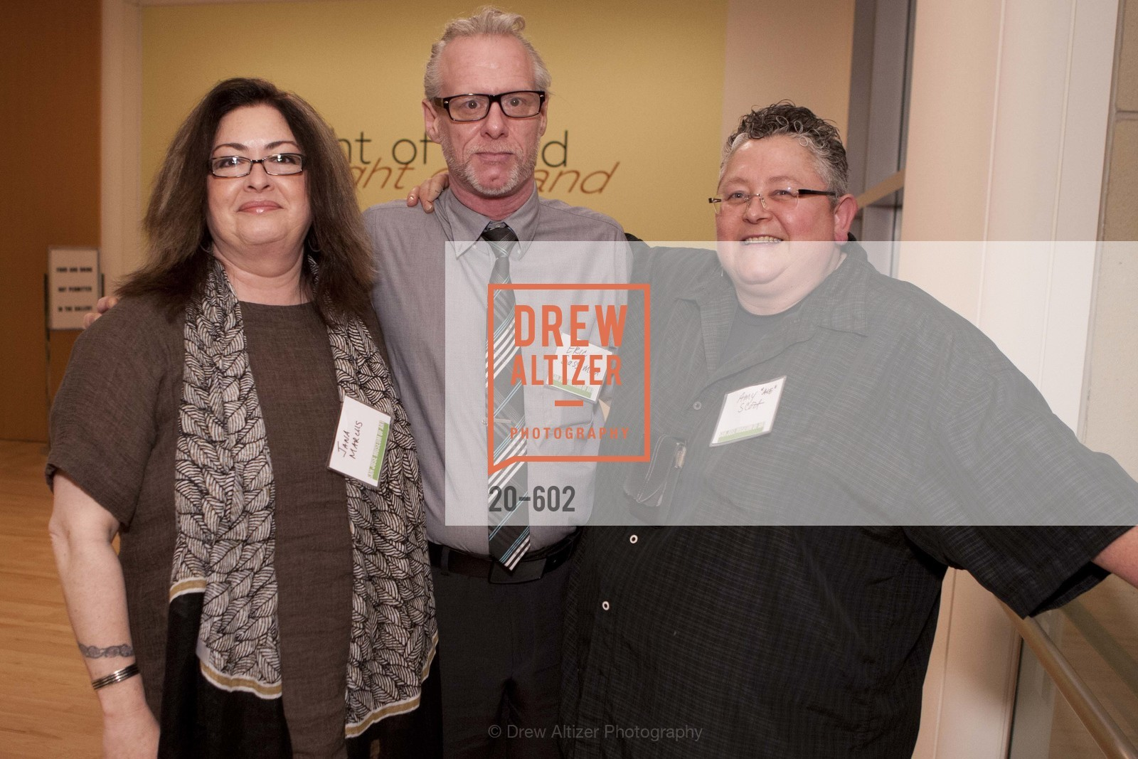 Jana Marcus, Eric Sassaman, Amy Scott, SAN JOSE MUSEUM OF ART Fall Reception Opening, US, October 8th, 2014,Drew Altizer, Drew Altizer Photography, full-service agency, private events, San Francisco photographer, photographer california