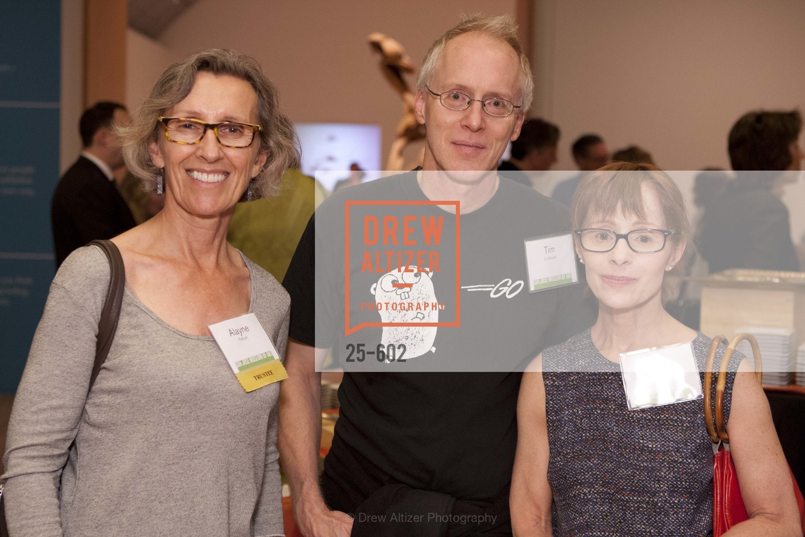 Alayne Yellum, Tim Lindholm, Lucy Gaylord, SAN JOSE MUSEUM OF ART Fall Reception Opening, US, October 8th, 2014,Drew Altizer, Drew Altizer Photography, full-service agency, private events, San Francisco photographer, photographer california