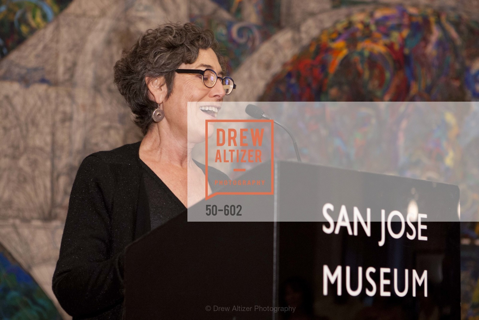 Susan Krane, SAN JOSE MUSEUM OF ART Fall Reception Opening, US, October 8th, 2014,Drew Altizer, Drew Altizer Photography, full-service agency, private events, San Francisco photographer, photographer california