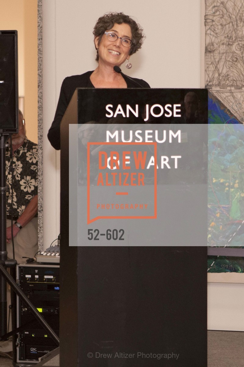 Susan Krane, SAN JOSE MUSEUM OF ART Fall Reception Opening, US, October 9th, 2014,Drew Altizer, Drew Altizer Photography, full-service agency, private events, San Francisco photographer, photographer california