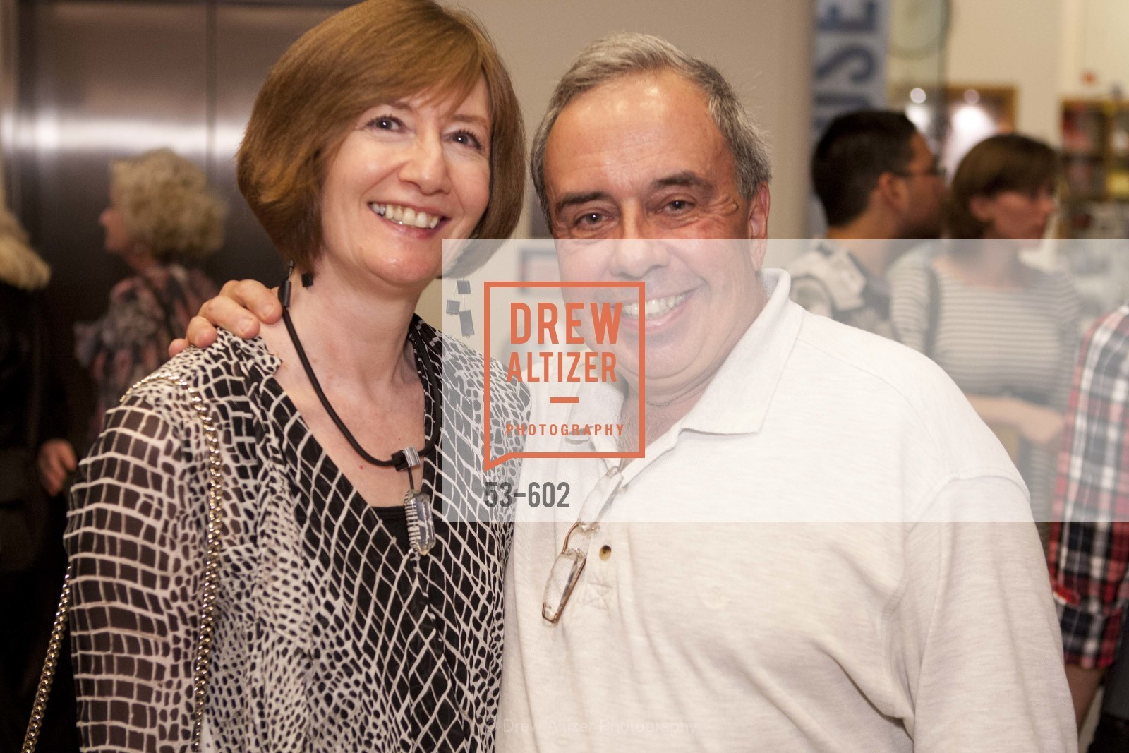 Yvonne Nevins, Mike Nevins, SAN JOSE MUSEUM OF ART Fall Reception Opening, US, October 8th, 2014,Drew Altizer, Drew Altizer Photography, full-service agency, private events, San Francisco photographer, photographer california