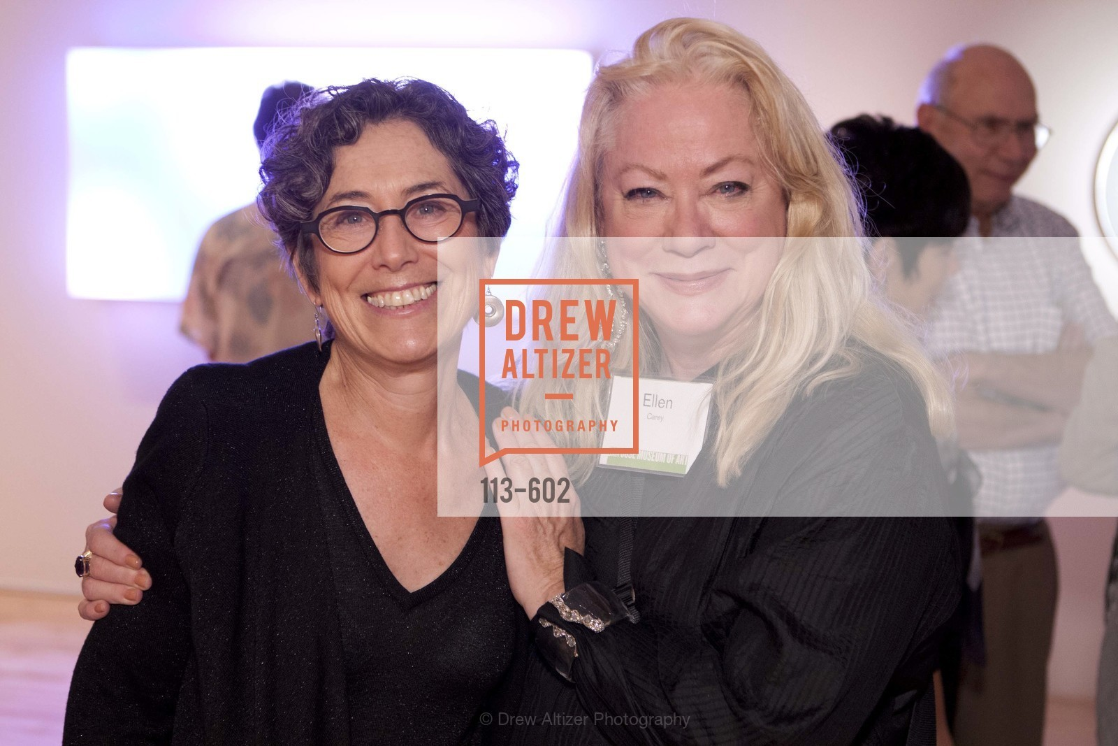 Susan Krane, Ellen Carey, SAN JOSE MUSEUM OF ART Fall Reception Opening, US, October 9th, 2014,Drew Altizer, Drew Altizer Photography, full-service agency, private events, San Francisco photographer, photographer california