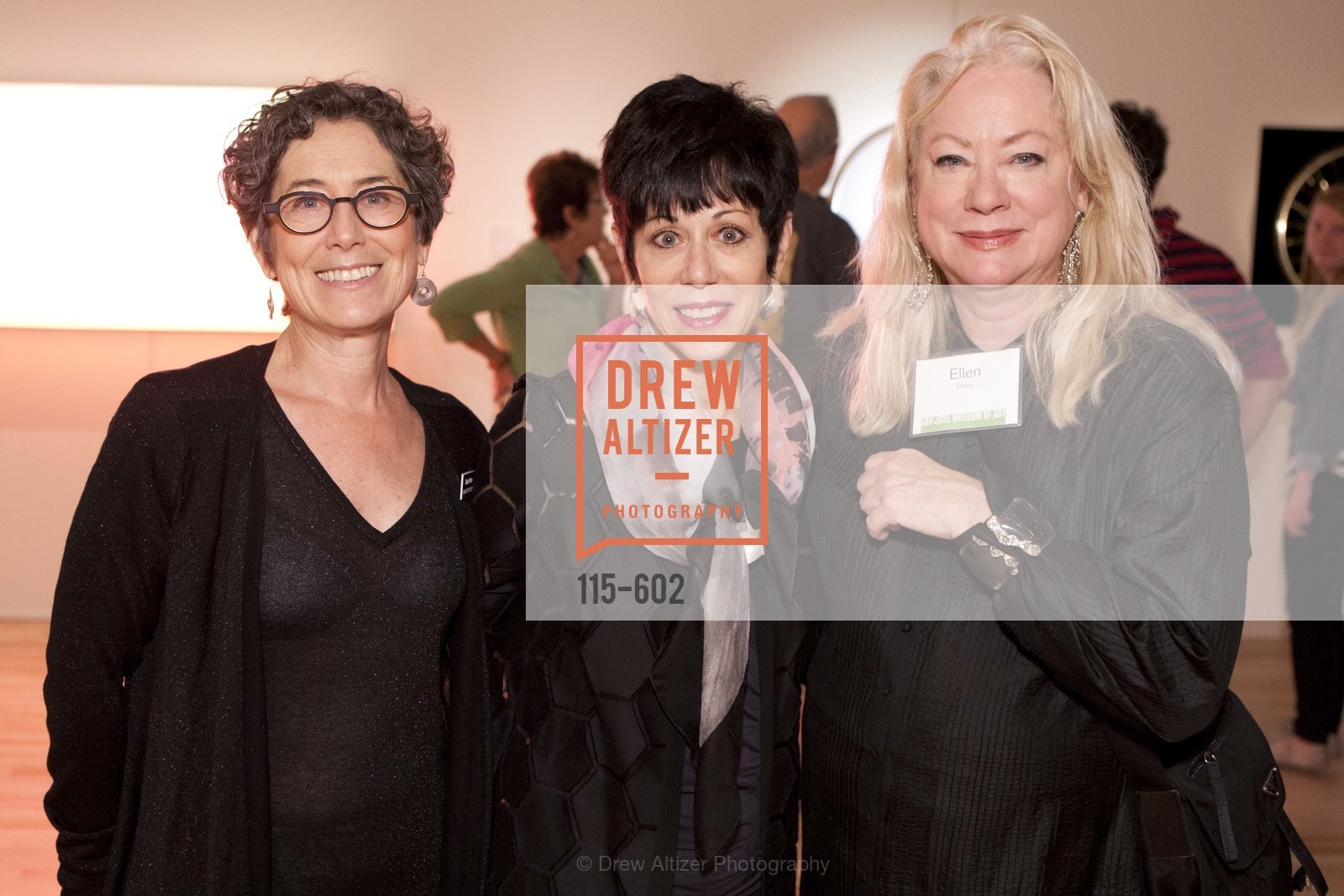 Susan Krane, Hildy Shandell, Ellen Carey, SAN JOSE MUSEUM OF ART Fall Reception Opening, US, October 8th, 2014,Drew Altizer, Drew Altizer Photography, full-service agency, private events, San Francisco photographer, photographer california