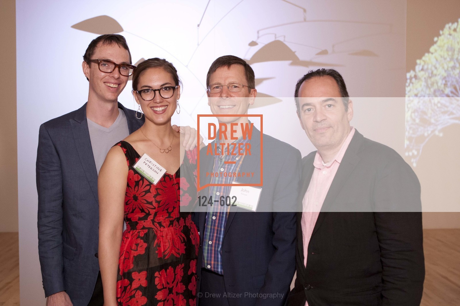 Chris Fraser, Christine Peterson, John Edmark, Paolo Salvagione, SAN JOSE MUSEUM OF ART Fall Reception Opening, US, October 9th, 2014,Drew Altizer, Drew Altizer Photography, full-service event agency, private events, San Francisco photographer, photographer California