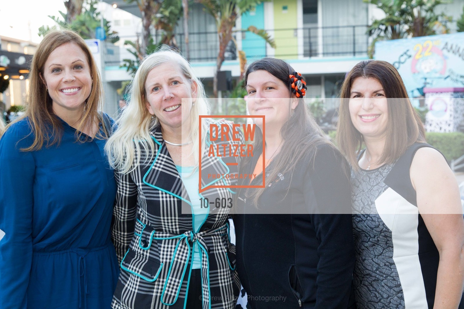 Kristin Biniek, Lynne Hillock, Jennifer Corbell, Samia Rached, 22nd Annual TNDC CELEBRITY POOL TOSS, US, October 8th, 2014,Drew Altizer, Drew Altizer Photography, full-service agency, private events, San Francisco photographer, photographer california