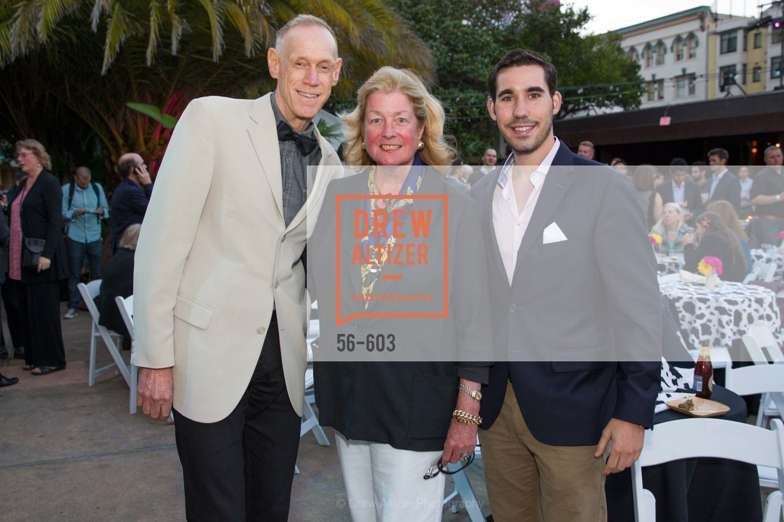 Tom Kelley, Laura King Pfaff, George Revel, 22nd Annual TNDC CELEBRITY POOL TOSS, US, October 9th, 2014,Drew Altizer, Drew Altizer Photography, full-service agency, private events, San Francisco photographer, photographer california
