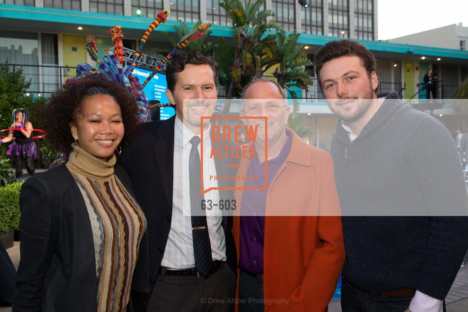 Dori Caminong, Curtis Maughlin, Charles Zukow, James Smith, 22nd Annual TNDC CELEBRITY POOL TOSS, US, October 8th, 2014,Drew Altizer, Drew Altizer Photography, full-service agency, private events, San Francisco photographer, photographer california