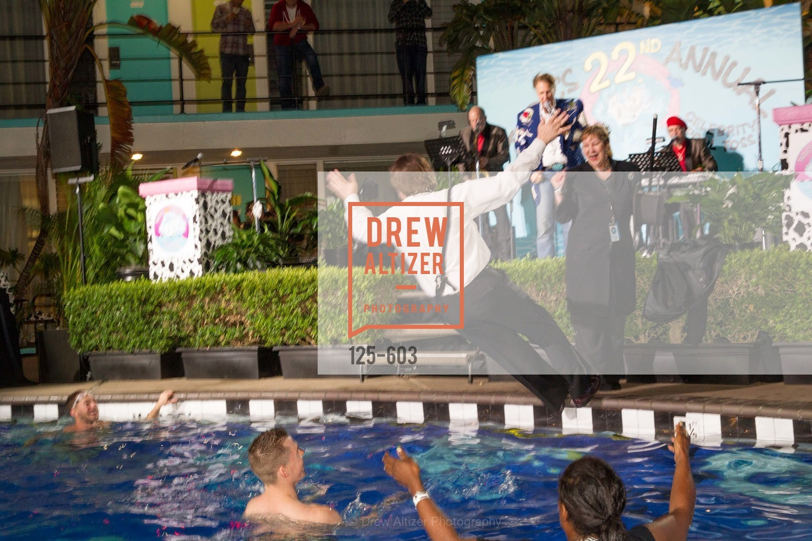 John Rosin, 22nd Annual TNDC CELEBRITY POOL TOSS, US, October 9th, 2014,Drew Altizer, Drew Altizer Photography, full-service agency, private events, San Francisco photographer, photographer california
