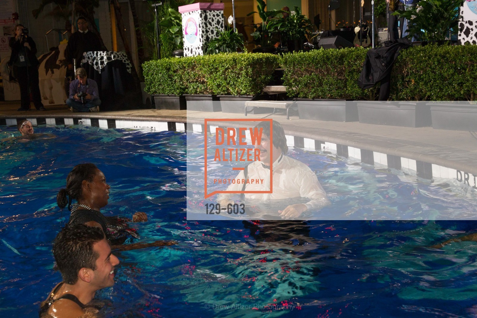 John Rosin, 22nd Annual TNDC CELEBRITY POOL TOSS, US, October 8th, 2014,Drew Altizer, Drew Altizer Photography, full-service agency, private events, San Francisco photographer, photographer california