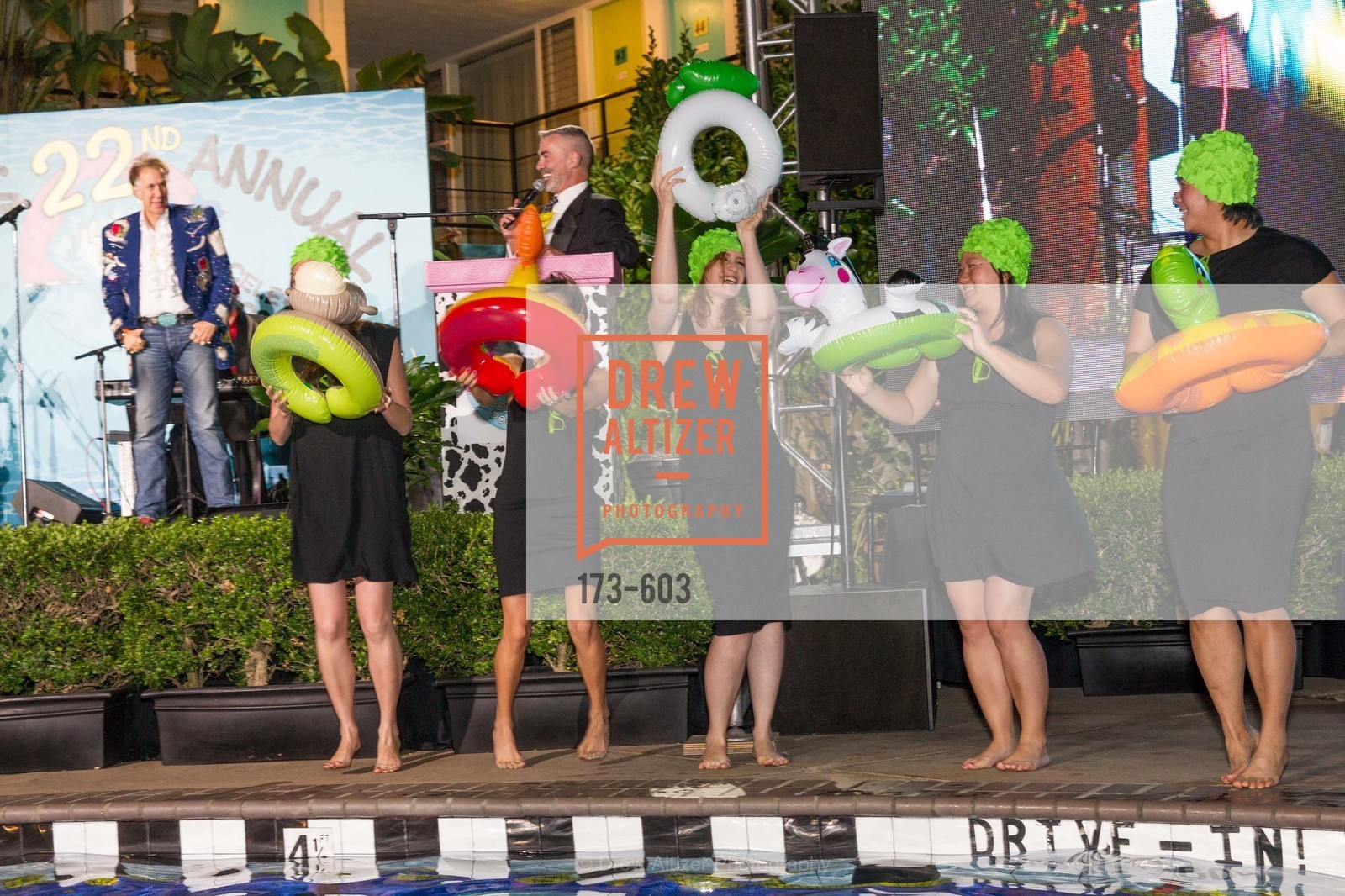 Nerdwallet, 22nd Annual TNDC CELEBRITY POOL TOSS, US, October 9th, 2014