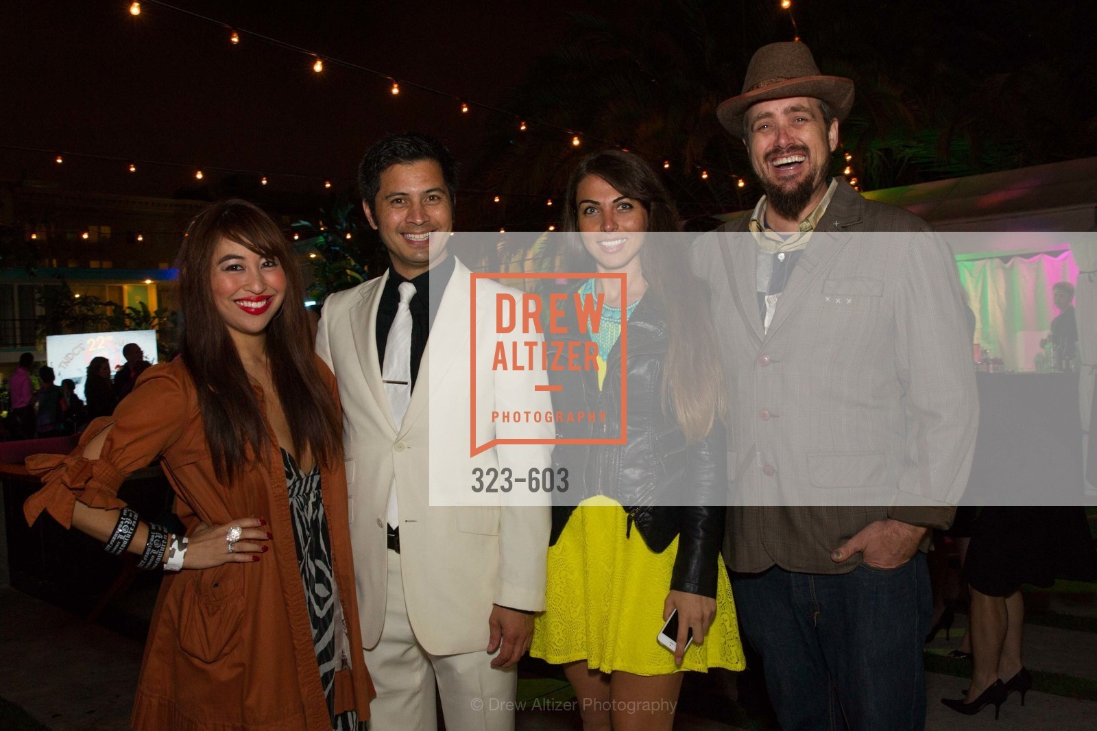 Charlotte Mayang, Rafael Musni, Hatice Erdec, Taylor Peck, 22nd Annual TNDC CELEBRITY POOL TOSS, US, October 8th, 2014,Drew Altizer, Drew Altizer Photography, full-service agency, private events, San Francisco photographer, photographer california