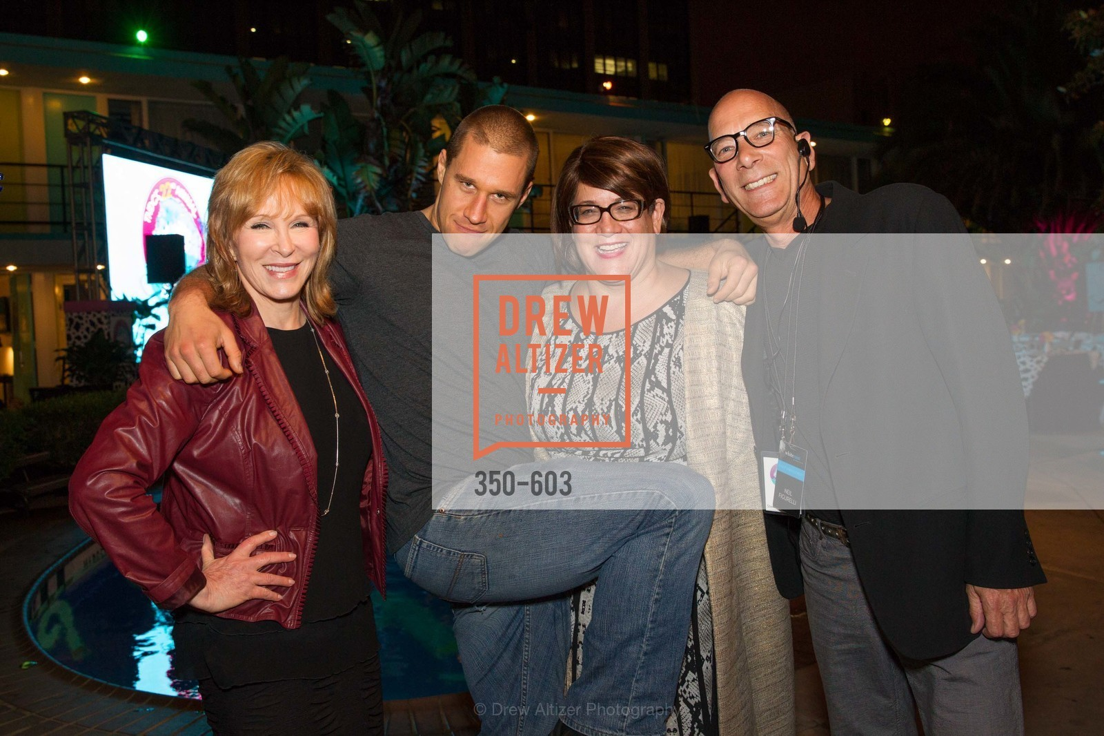 Cheryl Jennings, AJ Kirsch, Neil Figurelli, 22nd Annual TNDC CELEBRITY POOL TOSS, US, October 9th, 2014,Drew Altizer, Drew Altizer Photography, full-service agency, private events, San Francisco photographer, photographer california