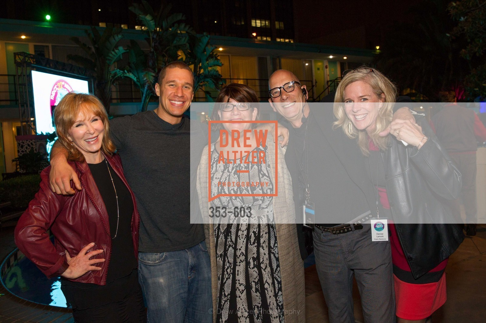 Cheryl Jennings, AJ Kirsch, Neil Figurelli, Denise Lamott, 22nd Annual TNDC CELEBRITY POOL TOSS, US, October 9th, 2014,Drew Altizer, Drew Altizer Photography, full-service agency, private events, San Francisco photographer, photographer california