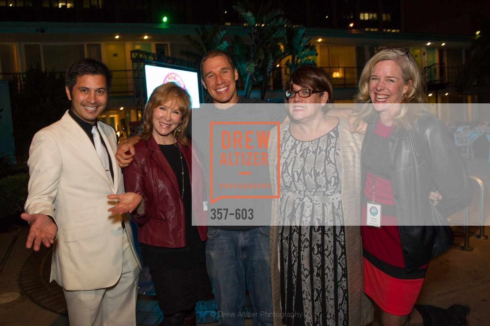Rafael Musni, Cheryl Jennings, AJ Kirsch, Denise Lamott, 22nd Annual TNDC CELEBRITY POOL TOSS, US, October 9th, 2014,Drew Altizer, Drew Altizer Photography, full-service agency, private events, San Francisco photographer, photographer california