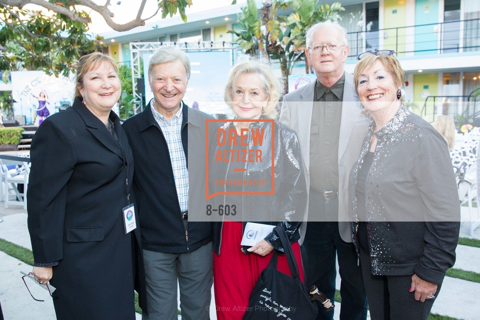 Veronica LeBeau, Milton Mosk, Irene Bechtel, Tom Foutch, Maureen O'Shea, 22nd Annual TNDC CELEBRITY POOL TOSS, US, October 8th, 2014,Drew Altizer, Drew Altizer Photography, full-service agency, private events, San Francisco photographer, photographer california