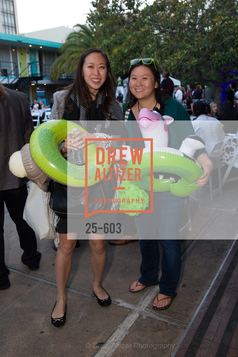 Stephanie Wei, Katrina Chan, 22nd Annual TNDC CELEBRITY POOL TOSS, US, October 9th, 2014,Drew Altizer, Drew Altizer Photography, full-service event agency, private events, San Francisco photographer, photographer California