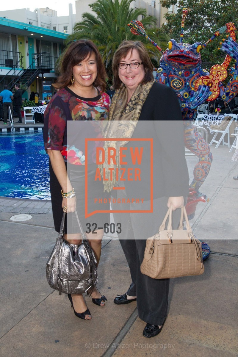 Lucy Fan, Maureen Farrell, 22nd Annual TNDC CELEBRITY POOL TOSS, US, October 8th, 2014,Drew Altizer, Drew Altizer Photography, full-service agency, private events, San Francisco photographer, photographer california
