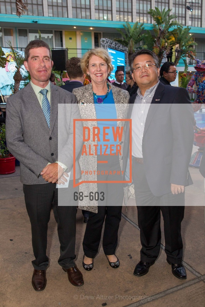 Josh Edju, Christine Carr, John Chan, 22nd Annual TNDC CELEBRITY POOL TOSS, US, October 8th, 2014,Drew Altizer, Drew Altizer Photography, full-service agency, private events, San Francisco photographer, photographer california