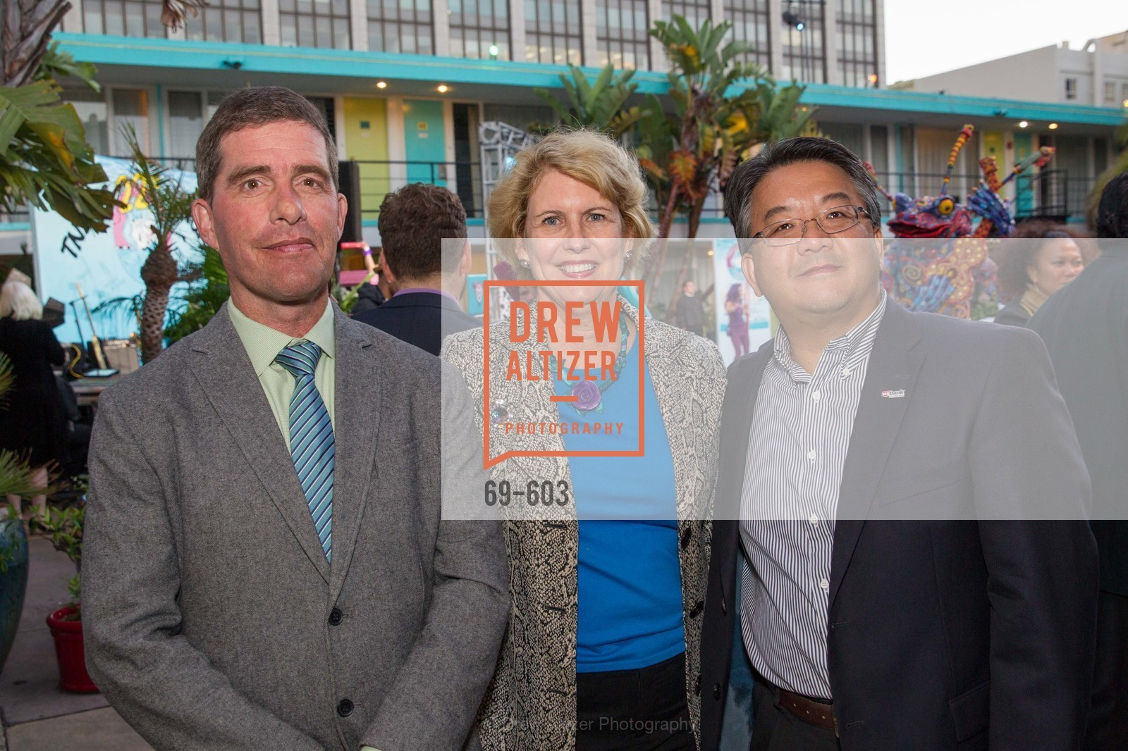 Josh Edju, Christine Carr, John Chan, 22nd Annual TNDC CELEBRITY POOL TOSS, US, October 9th, 2014,Drew Altizer, Drew Altizer Photography, full-service event agency, private events, San Francisco photographer, photographer California