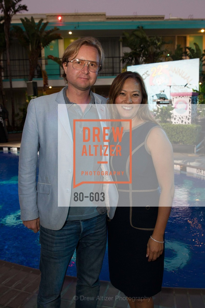 Alexander Borve, Elizabeth Fullerton, 22nd Annual TNDC CELEBRITY POOL TOSS, US, October 8th, 2014,Drew Altizer, Drew Altizer Photography, full-service agency, private events, San Francisco photographer, photographer california