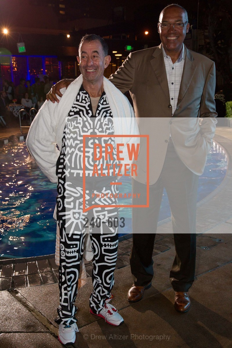 Colin Bailey, Dan Johnson, 22nd Annual TNDC CELEBRITY POOL TOSS, US, October 9th, 2014,Drew Altizer, Drew Altizer Photography, full-service event agency, private events, San Francisco photographer, photographer California