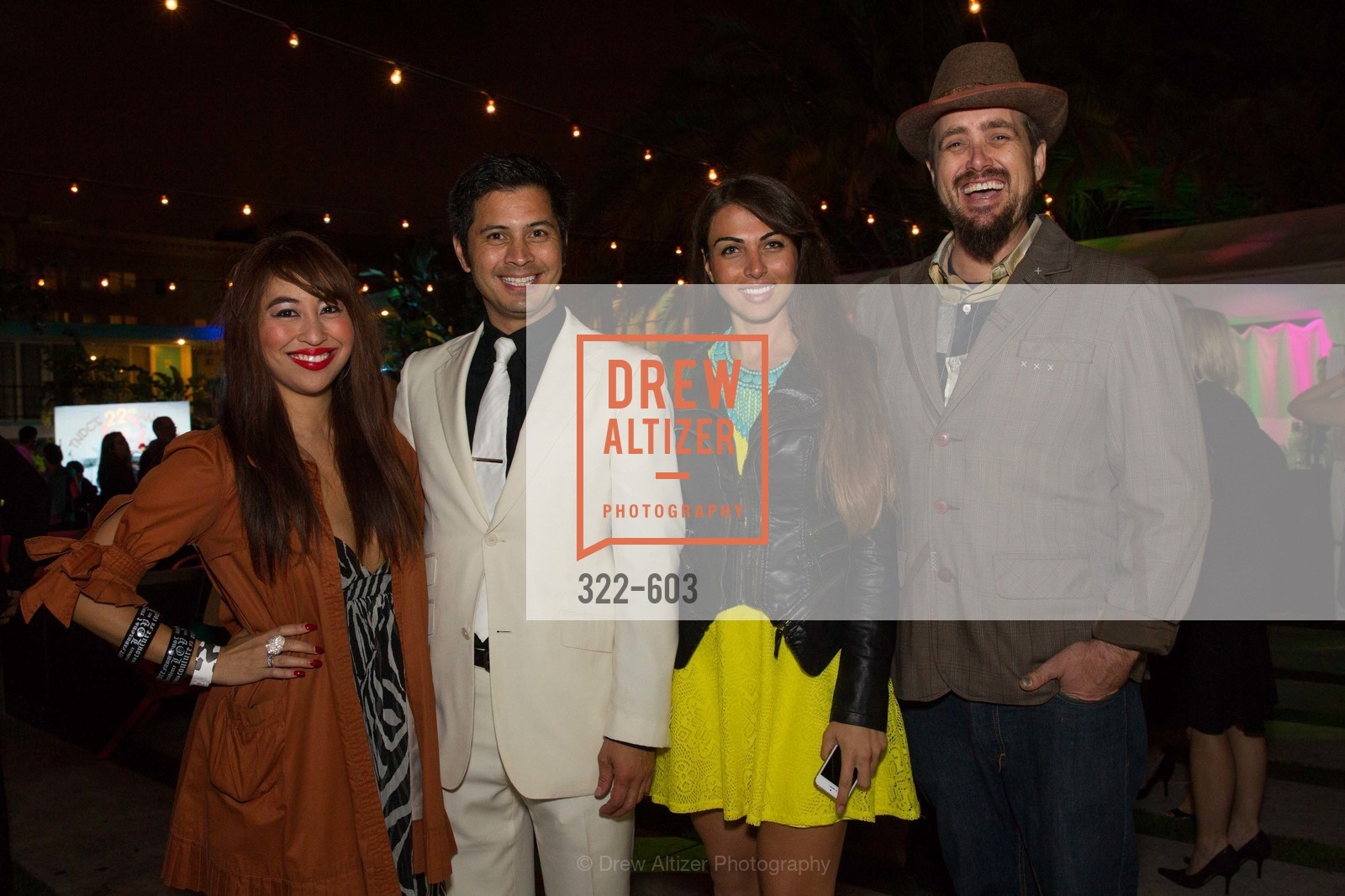 Charlotte Mayang, Rafael Musni, Hatice Erdec, Taylor Peck, 22nd Annual TNDC CELEBRITY POOL TOSS, US, October 9th, 2014,Drew Altizer, Drew Altizer Photography, full-service agency, private events, San Francisco photographer, photographer california