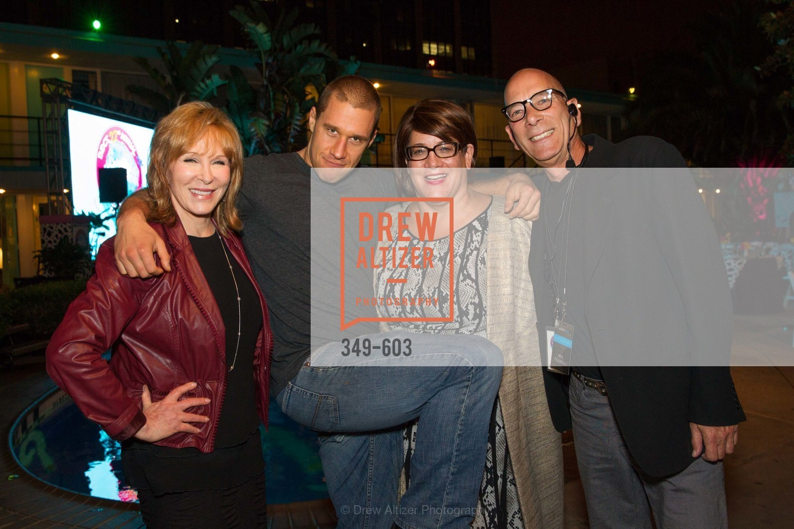 Cheryl Jennings, AJ Kirsch, Neil Figurelli, 22nd Annual TNDC CELEBRITY POOL TOSS, US, October 9th, 2014,Drew Altizer, Drew Altizer Photography, full-service event agency, private events, San Francisco photographer, photographer California