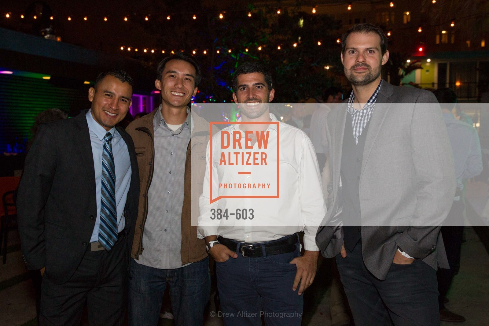 Pedro Torres, Brian Yang, Joel Piazza, Franco Zaragoza, 22nd Annual TNDC CELEBRITY POOL TOSS, US, October 8th, 2014,Drew Altizer, Drew Altizer Photography, full-service agency, private events, San Francisco photographer, photographer california