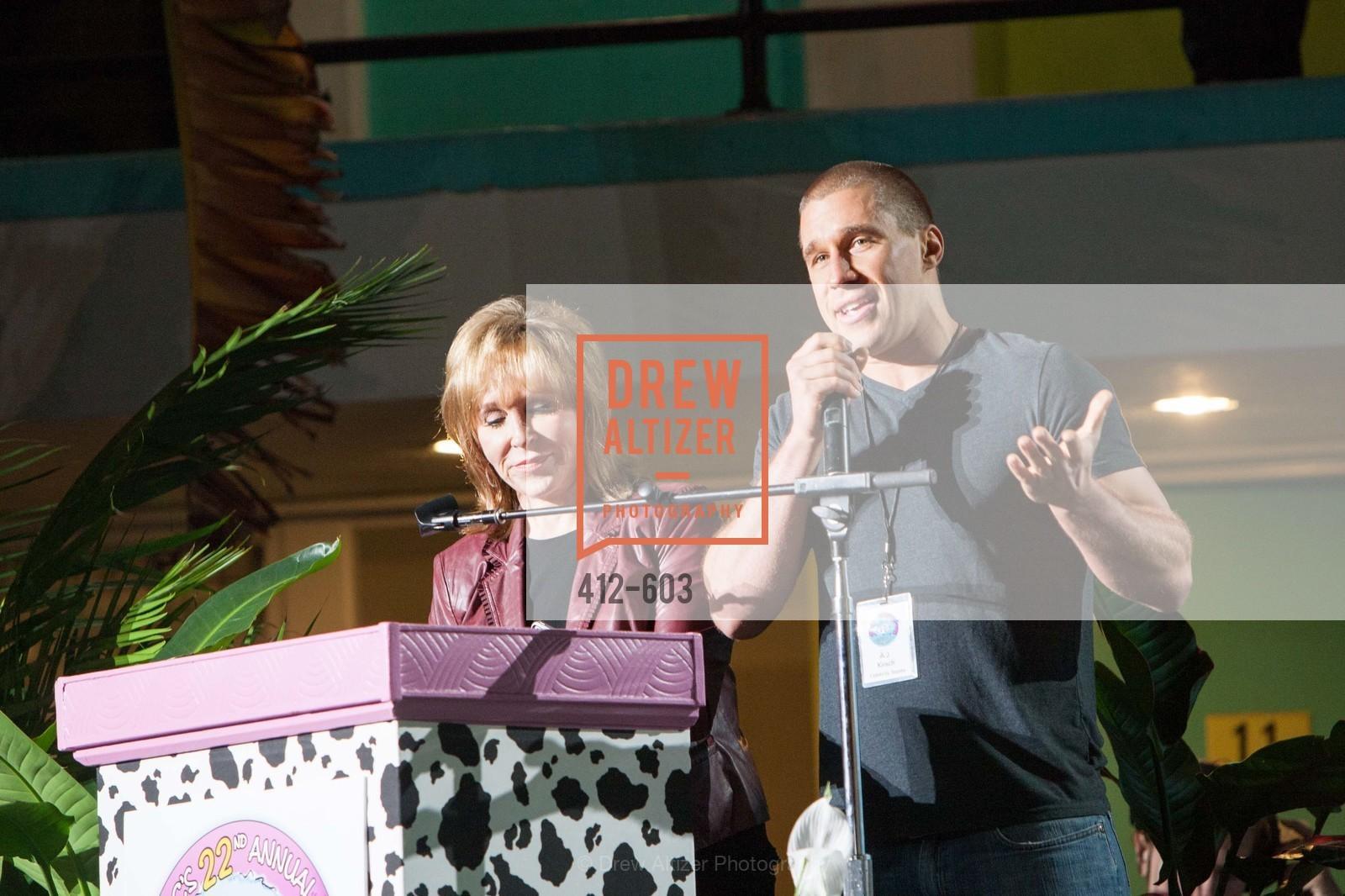 Cheryl Jennings, AJ Kirsch, 22nd Annual TNDC CELEBRITY POOL TOSS, US, October 9th, 2014