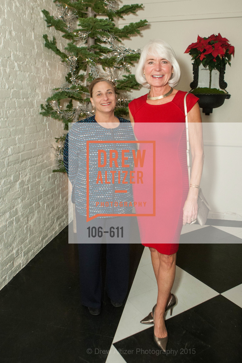 Giselle Bosc, Kelli Burrill, San Francisco Ballet Auxiliary's Gala Launch party hosted by La Perla., VILLA TAVERA. 27 HOTALING PLACE, December 1st, 2015,Drew Altizer, Drew Altizer Photography, full-service agency, private events, San Francisco photographer, photographer california