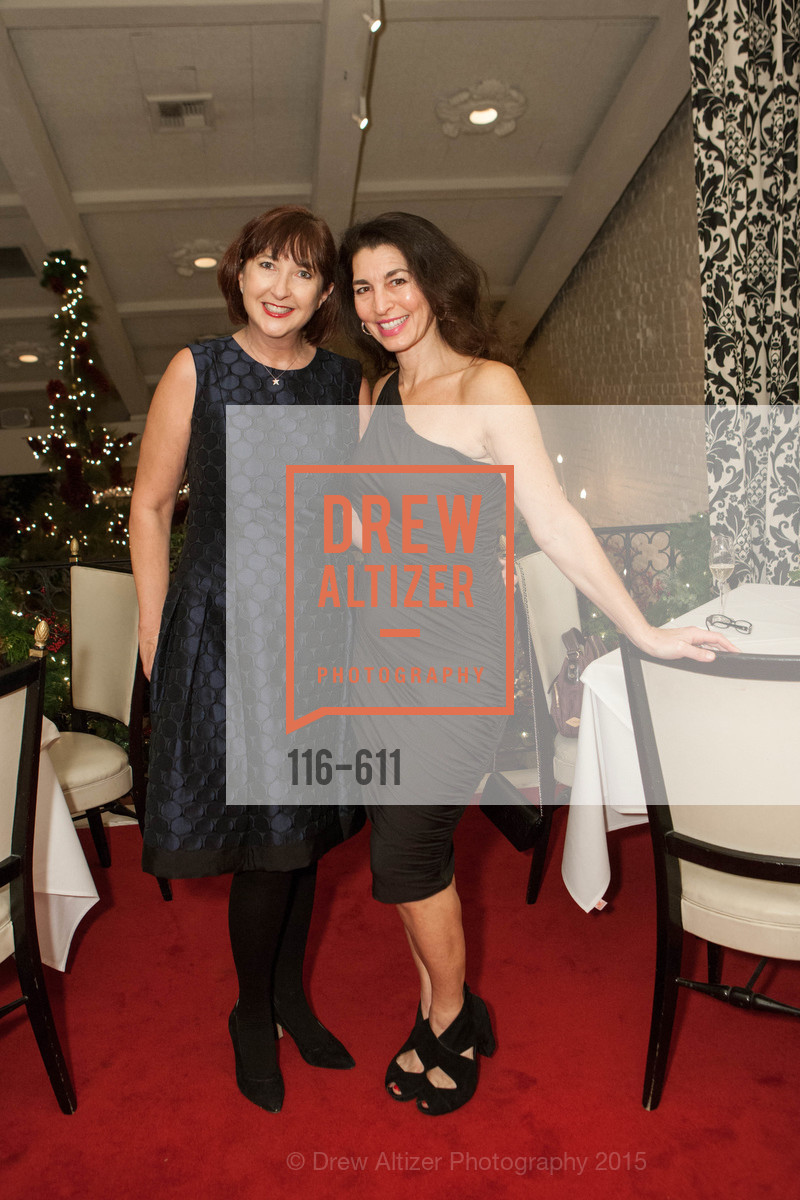 Laura Clifford, Erica Sandberg, San Francisco Ballet Auxiliary's Gala Launch party hosted by La Perla., VILLA TAVERA. 27 HOTALING PLACE, December 1st, 2015,Drew Altizer, Drew Altizer Photography, full-service agency, private events, San Francisco photographer, photographer california