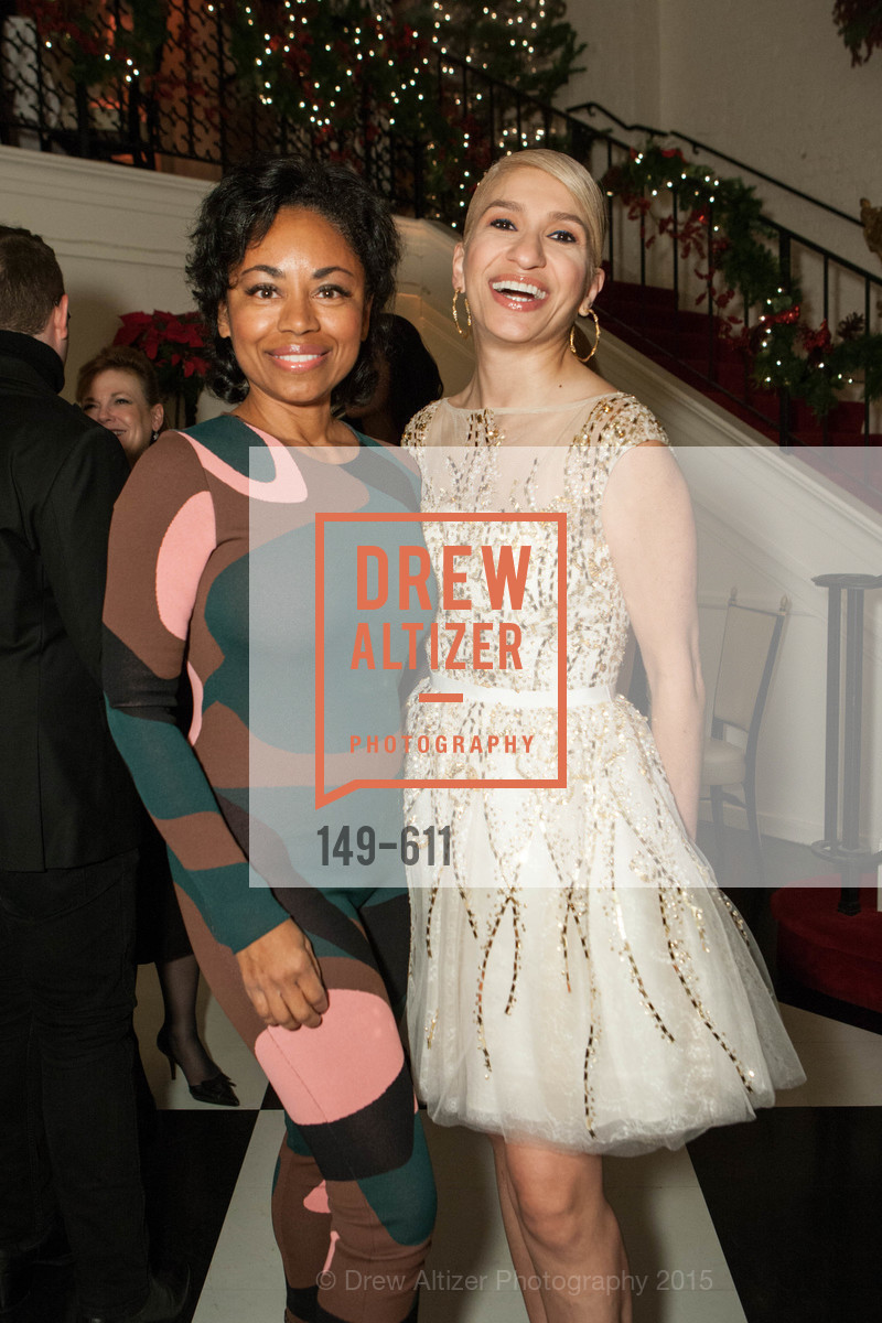 Tanya Powell, Navid Armstrong, San Francisco Ballet Auxiliary's Gala Launch party hosted by La Perla., VILLA TAVERA. 27 HOTALING PLACE, December 1st, 2015,Drew Altizer, Drew Altizer Photography, full-service agency, private events, San Francisco photographer, photographer california