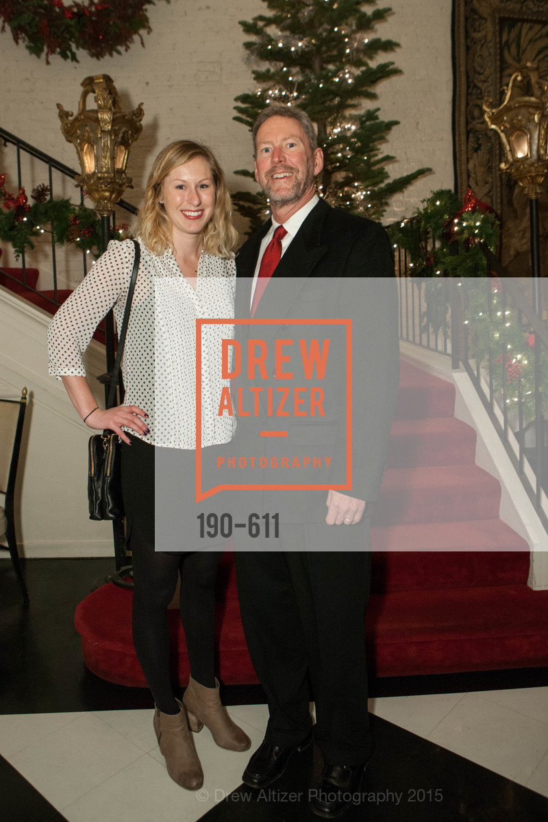 Alexandra Brandenburg, Bill Brandenburg, San Francisco Ballet Auxiliary's Gala Launch party hosted by La Perla., VILLA TAVERA. 27 HOTALING PLACE, December 1st, 2015,Drew Altizer, Drew Altizer Photography, full-service agency, private events, San Francisco photographer, photographer california