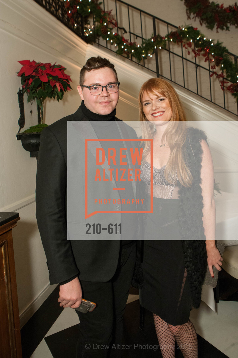 Robert Brotherton, Lynn Yeager, San Francisco Ballet Auxiliary's Gala Launch party hosted by La Perla., VILLA TAVERA. 27 HOTALING PLACE, December 1st, 2015