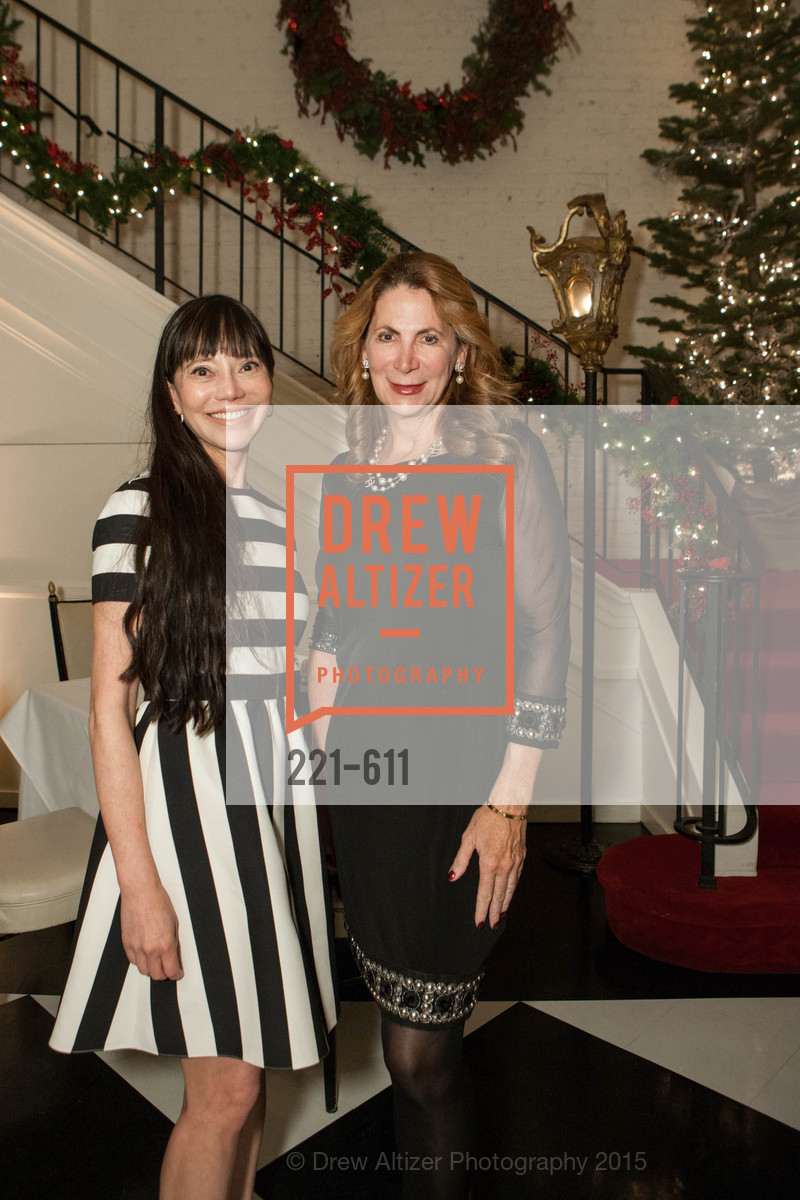 France Szeto, Patricia Ferrin Loucks, San Francisco Ballet Auxiliary's Gala Launch party hosted by La Perla., VILLA TAVERA. 27 HOTALING PLACE, December 1st, 2015,Drew Altizer, Drew Altizer Photography, full-service agency, private events, San Francisco photographer, photographer california
