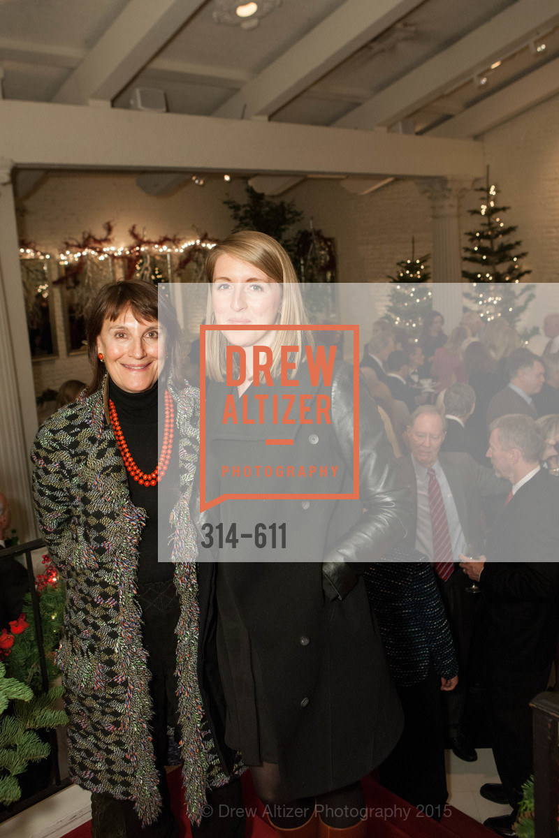 Debby Sagues, Laura Sagues, San Francisco Ballet Auxiliary's Gala Launch party hosted by La Perla., VILLA TAVERA. 27 HOTALING PLACE, December 1st, 2015,Drew Altizer, Drew Altizer Photography, full-service agency, private events, San Francisco photographer, photographer california