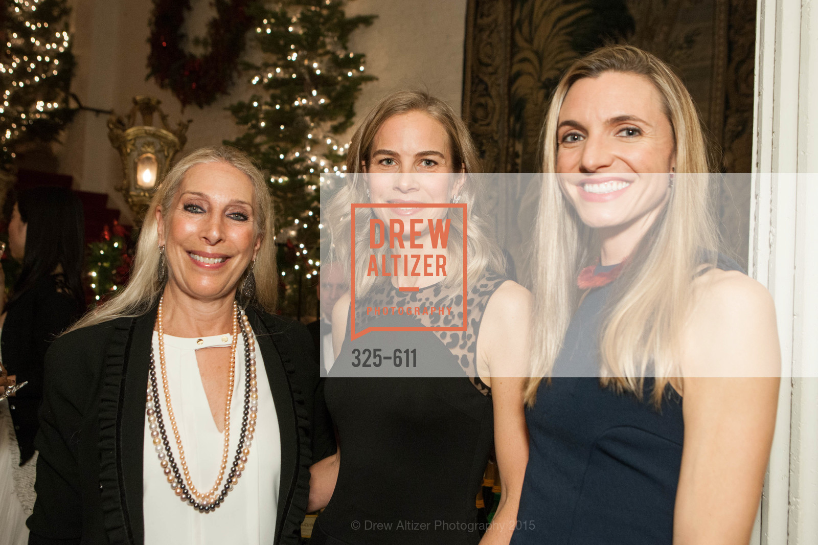 Betsy Linder, Hannah Komolli, Marisa Avansino, San Francisco Ballet Auxiliary's Gala Launch party hosted by La Perla., VILLA TAVERA. 27 HOTALING PLACE, December 1st, 2015,Drew Altizer, Drew Altizer Photography, full-service agency, private events, San Francisco photographer, photographer california
