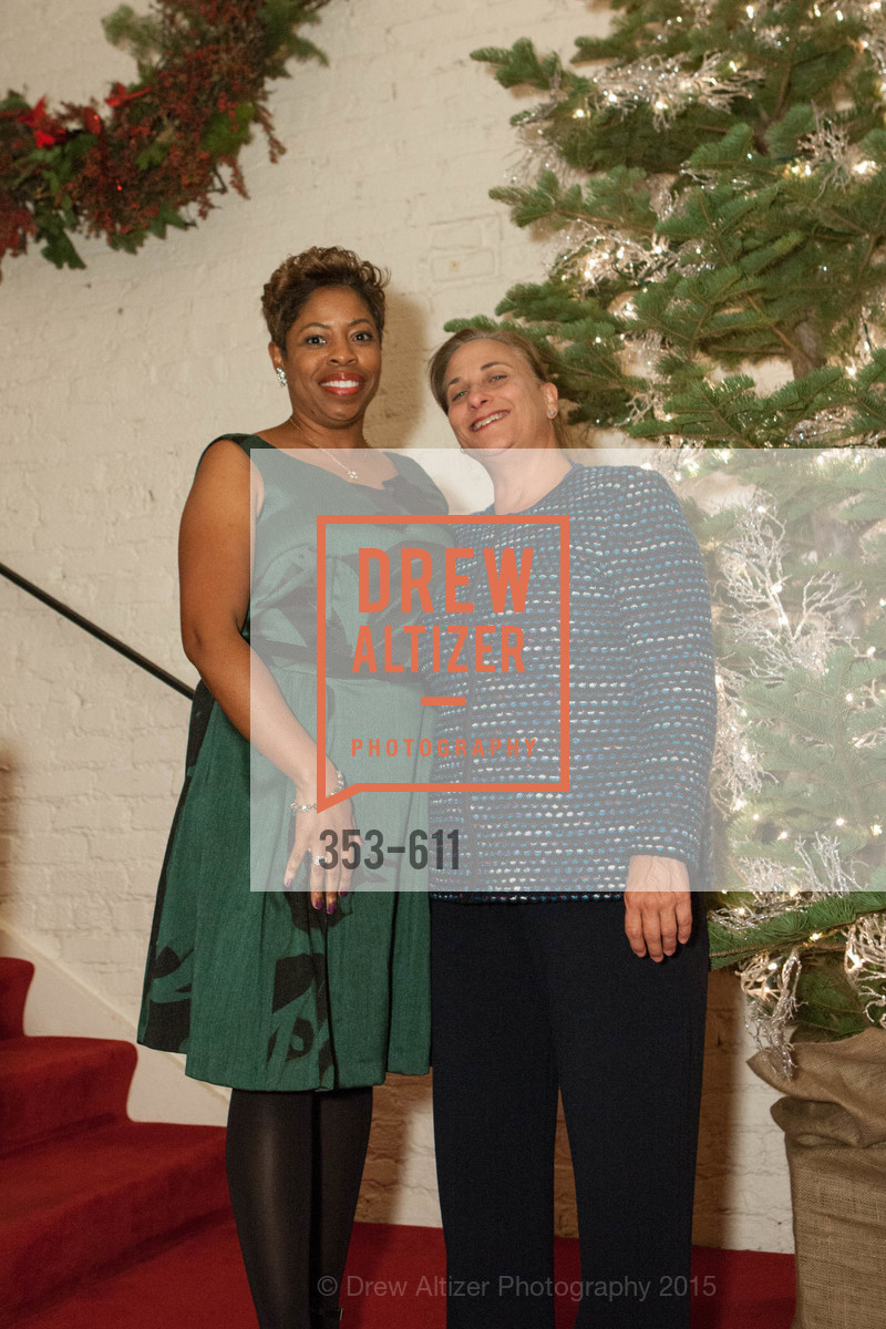 Stephanie Russell, Giselle Bosc, San Francisco Ballet Auxiliary's Gala Launch party hosted by La Perla., VILLA TAVERA. 27 HOTALING PLACE, December 1st, 2015,Drew Altizer, Drew Altizer Photography, full-service agency, private events, San Francisco photographer, photographer california