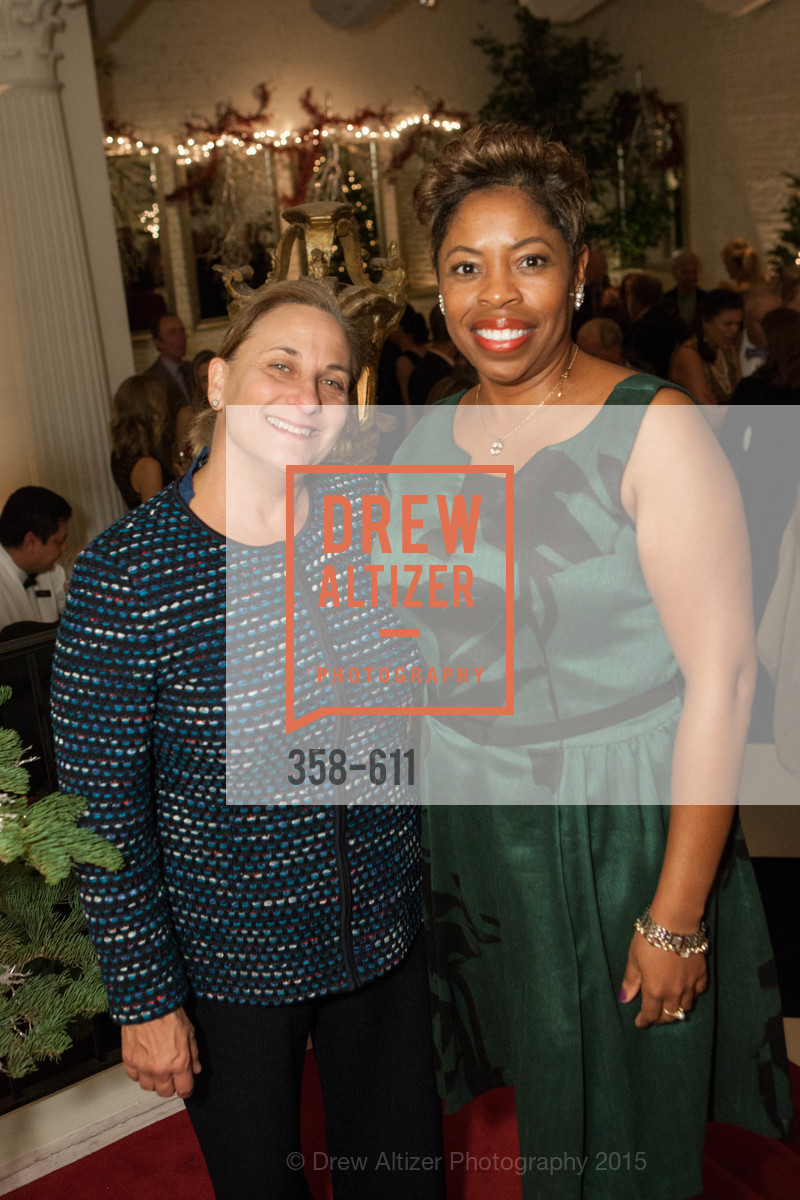 Giselle Bosc, Stephanie Russell, San Francisco Ballet Auxiliary's Gala Launch party hosted by La Perla., VILLA TAVERA. 27 HOTALING PLACE, December 1st, 2015,Drew Altizer, Drew Altizer Photography, full-service agency, private events, San Francisco photographer, photographer california