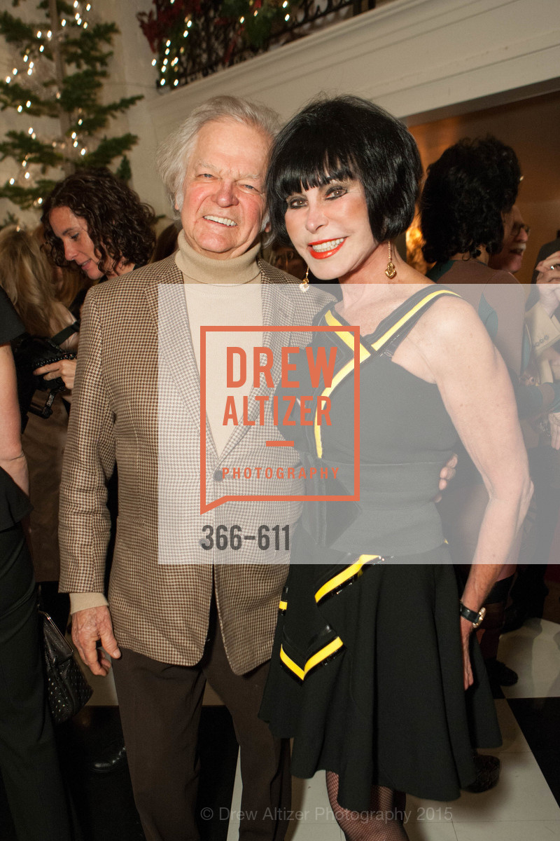 Michael Cabak, Marilyn Cabak, San Francisco Ballet Auxiliary's Gala Launch party hosted by La Perla., VILLA TAVERA. 27 HOTALING PLACE, December 1st, 2015,Drew Altizer, Drew Altizer Photography, full-service agency, private events, San Francisco photographer, photographer california