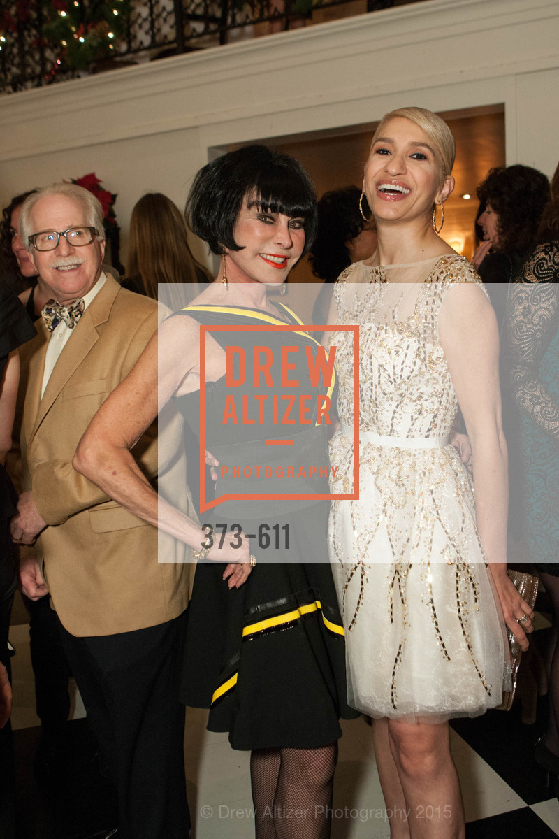 Bob Newman, Marilyn Cabak, Navid Armstrong, San Francisco Ballet Auxiliary's Gala Launch party hosted by La Perla., VILLA TAVERA. 27 HOTALING PLACE, December 1st, 2015,Drew Altizer, Drew Altizer Photography, full-service agency, private events, San Francisco photographer, photographer california