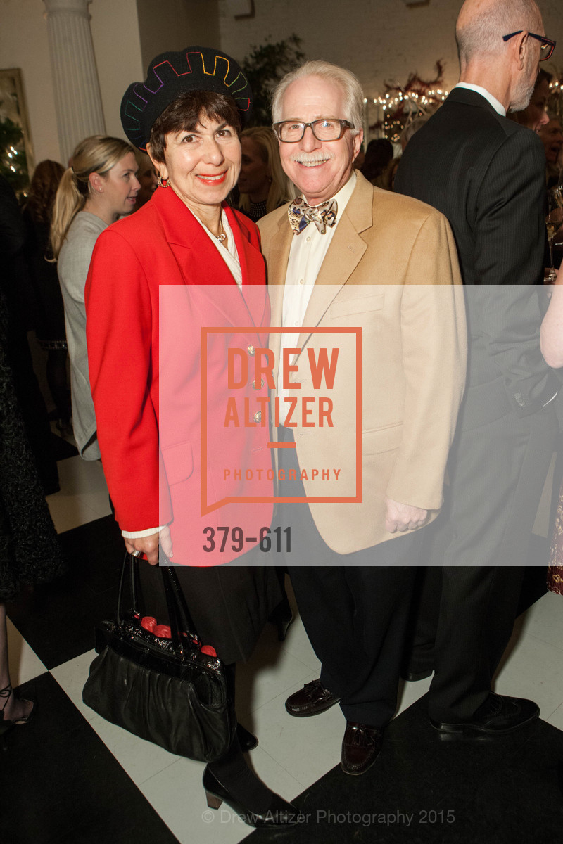 Jan Newman, Bob Newman, San Francisco Ballet Auxiliary's Gala Launch party hosted by La Perla., VILLA TAVERA. 27 HOTALING PLACE, December 1st, 2015,Drew Altizer, Drew Altizer Photography, full-service agency, private events, San Francisco photographer, photographer california
